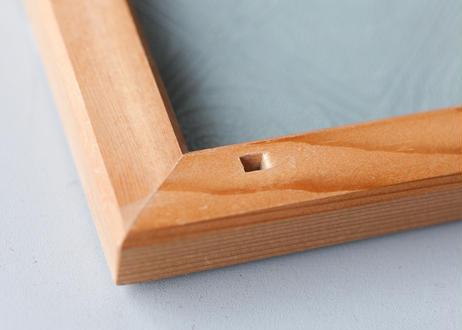 古材フレーム 変形  正方形 小 | 008