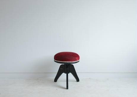 GOOD LUCK CHAIR(古道具張り替え椅子)