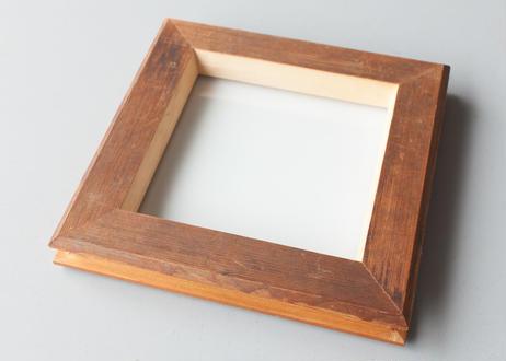 古材フレーム 変形  正方形 小   003