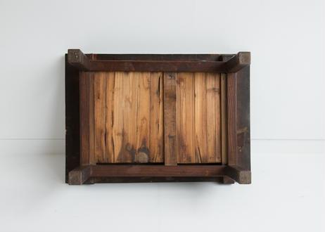 カギ穴つき文机(0564)
