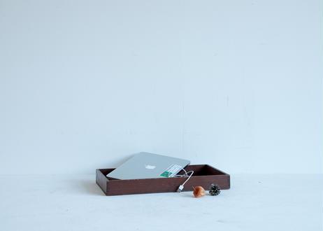浅型しっかり木箱