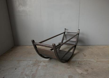 木製シーソー