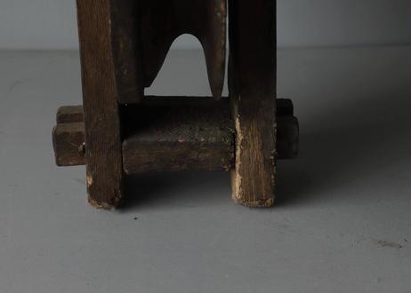 No.0367  木製の滑車(大)
