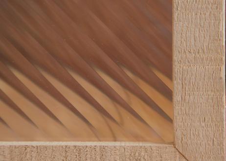 古材フレーム 正方形 小(150×150) 022