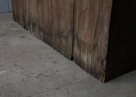【リペア品】木製ロッカー