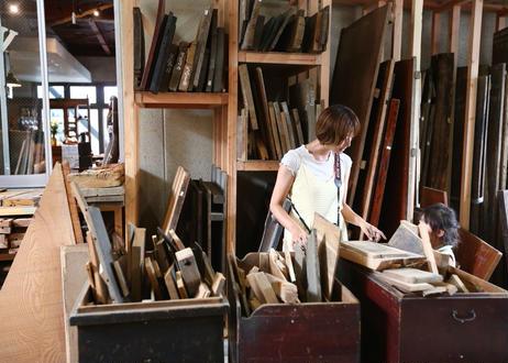 3/5(金), 5/16(日) DIY Class <一枚板でテーブルや棚をつくろう>