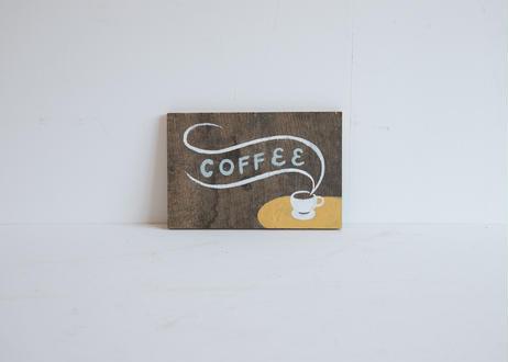 WHW!の看板|COFFEE