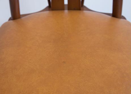 オレンジチェア(0618)