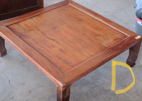 3/7(日) 古家具をリメイク!ちゃぶ台テーブルWS