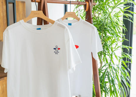 サーフギャマン刺繍Tシャツ