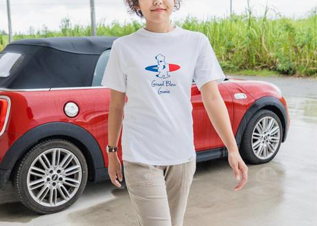 サーフギャマンプリントTシャツ