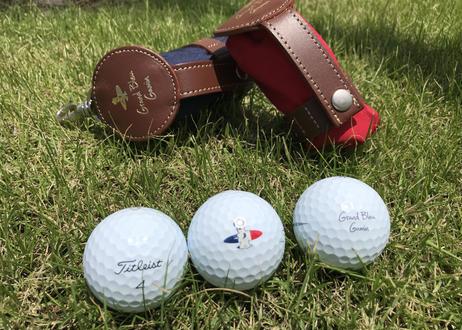 ゴルフボール(3個入)