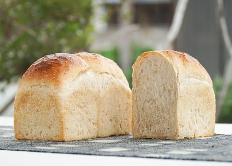 地粉食パン