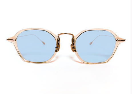 spect / ClearBrown&Gold +50%レンズ