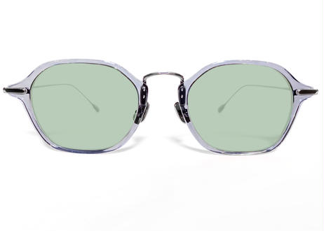 spect / ClearGrey&Silver +50%レンズ