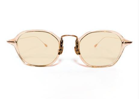 spect / ClearBrown&Gold +ライトカラーレンズ