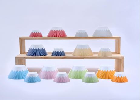 富士山セット(マルチボール + カップL)  専用 GIFT BOX  入り