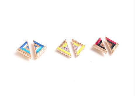 Triangle Blue