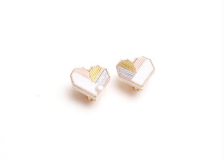 Heart  Pearl  WHITE