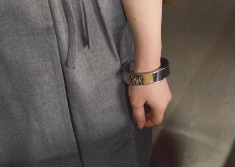 Annulus Bracelet  Black   27mm