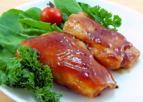 【チキン照焼80g】業務用 冷凍食品 イベント 学園祭 模擬店 飲食 オードブル お弁当 時短 大容量 惣菜 総菜 鳥肉 鶏肉