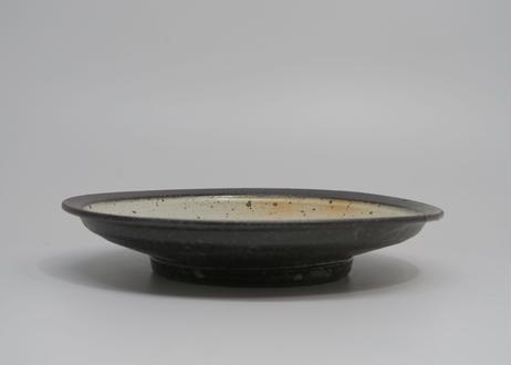 粉引皿 (健太 作)