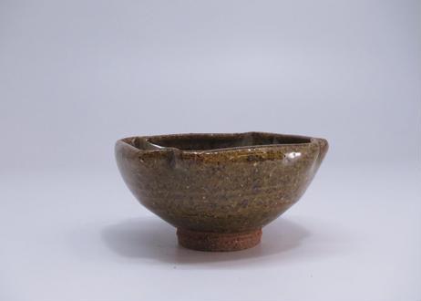 青唐津四方小鉢 (太亀 作)