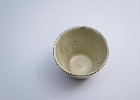 粉引蕎麦猪口 (太亀 作)