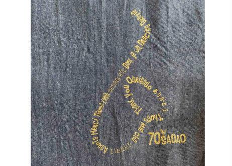 70周年記念ダンガリーシャツ(TOMORROWLAND)限定30着