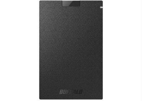 OSブート機能対応 ポータブルSSD Type-Cケーブル付き 1.9TB(ブラック)SSD-PGC1.9U3-BA