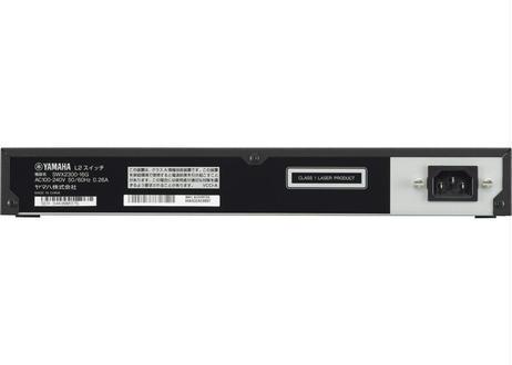 ヤマハ SWX2300-16G  インテリジェント L2 スイッチ 16ポート