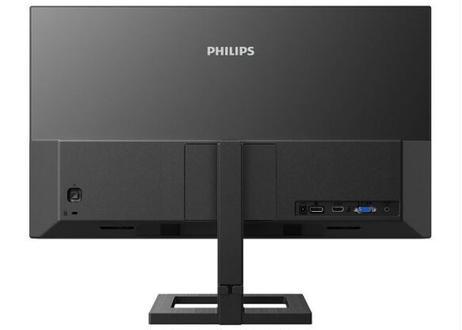 PHILIPS 27型ワイド液晶ディスプレイ ブラック 5年間フル保証(フルHD/DP/HDMI/D-Sub)272E2F/11