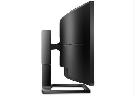 PHILIPS 49型スーパーウルトラワイド液晶ディスプレイ ブラック 5年間フル保証(5120x1440/Type-C/DP/HDMI/スピーカー搭載/昇降) 499P9H1/11