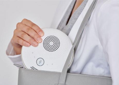 【テレワーク対応】ユニファイドコミュニケーションスピーカーフォン(ブラック) ヤマハ YVC-200(B)