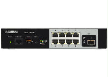 ヤマハ SWX2300-8G  インテリジェント L2 スイッチ 8ポート