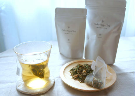 Saku Yoga Tea 『朔 ー はじまり ー』 ティーバッグ(12個入り)