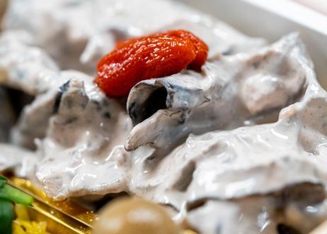 【月山 秋の香味箱】採れたてのキノコ料理と七茸汁、そばの詰め合わせ