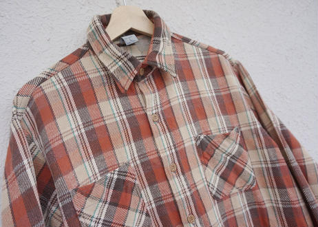 Bigmac heavy flannel shirt