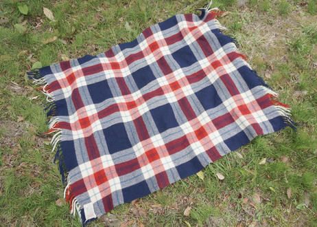 American beauty virgin wool blanket