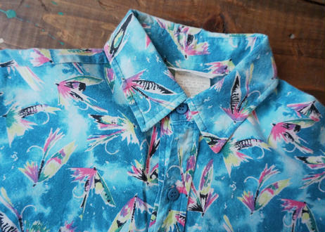 Columbia s/s feather jig shirt