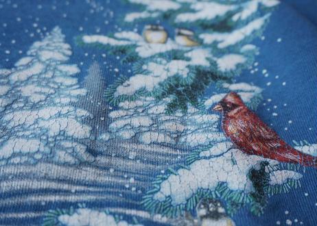 90's Jerzees winter bird sweat