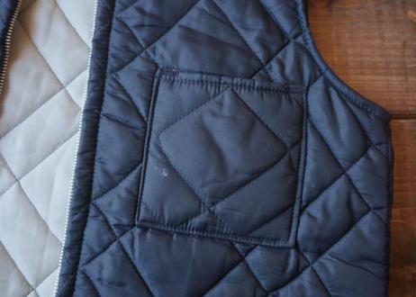 Vintage OshKosh quilting vest