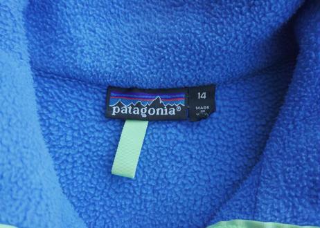 80's Patagonia fleece jacket