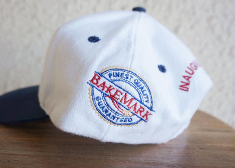 Bake mark logo cap