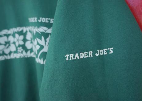 Trader Joe's sweat  shirt by Hanes