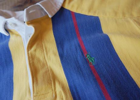 Polo by Ralph Lauren rugger shirt