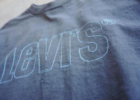 Levi's L/S stitch logo tee