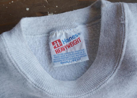 90's Hanes Chatham village cafe sweat