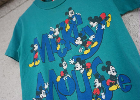 【KID's】Mickey Mouse Tee