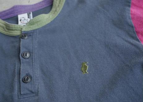 Chums henry-neck shirt